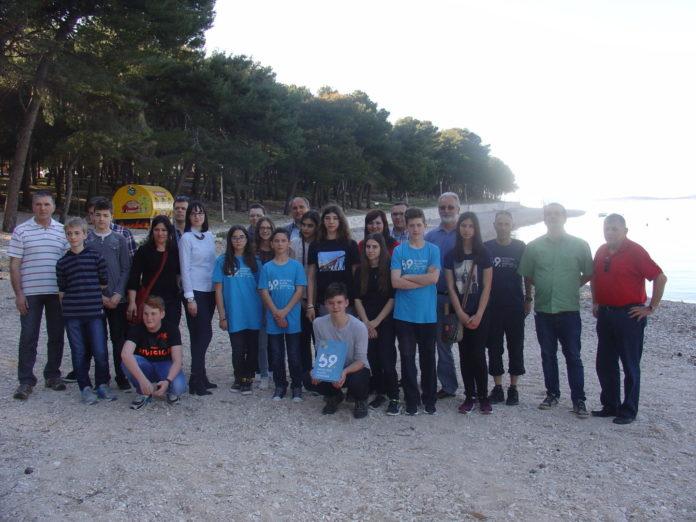 Sudionici prošlogodišnjeg 59. državnog natjecanja mladih tehničara u Primoštenu
