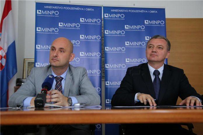 Tomislav Tolušić i Darko Horvat