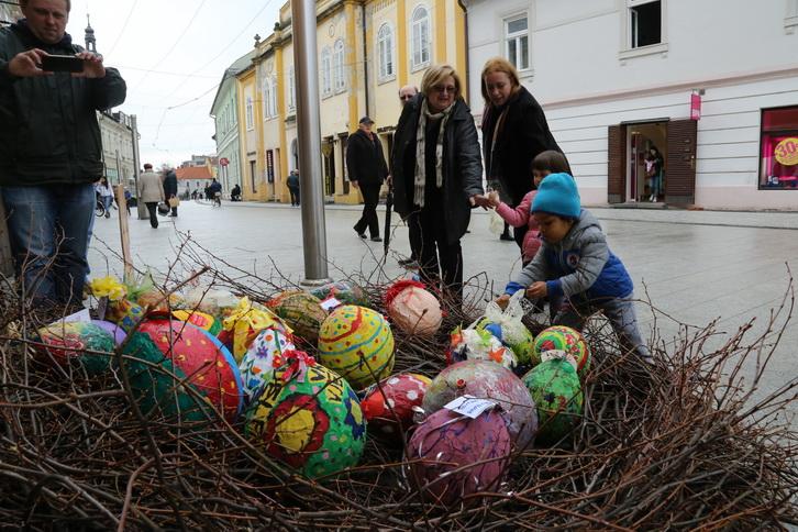 Uskrsna dekoracija TZGČ (2)