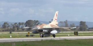 F-16 Barak avion