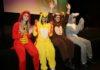 Djecu su dočekale i maskote koje su nosili članovi Filmskog kluba Centra za kulturu Čakovec