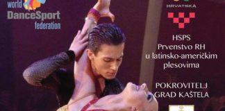 latino plesači