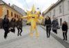 Vesela zvijezda najavila otvorenje u centru grada