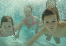 Športko plivanje