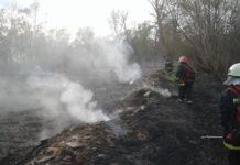 Zabrana spaljivanja na otvorenom kako bi se spriječili požari