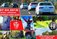 Alfa Rome klub Alfisti susret