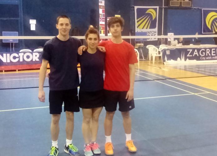 Emilija Talan, Borna Vadlja i Luka Grubić