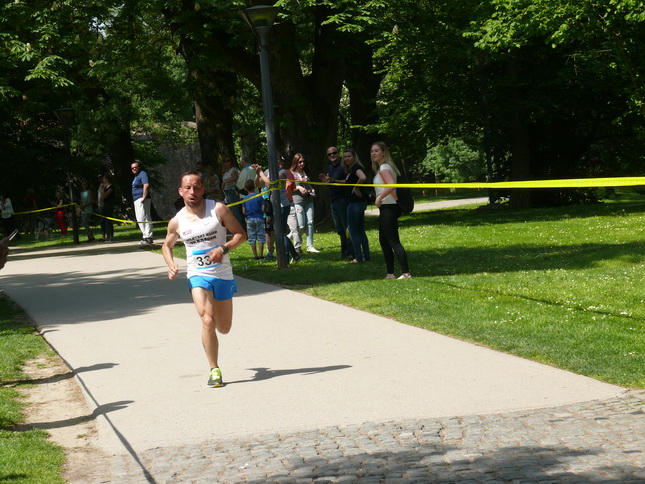 Igor Goričanec, najbrži na čakovečkom polumaratonu 2018. godine