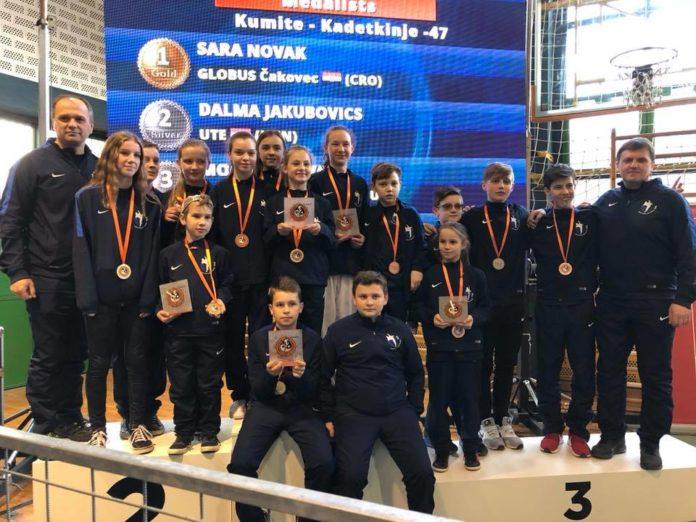 Karate klub Globus Đurđevac