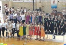 Mažoretkinje i twirling klub Donji Kraljevec Državno prvenstvo Solin