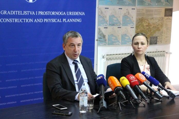 Ministar Predrag Štromar