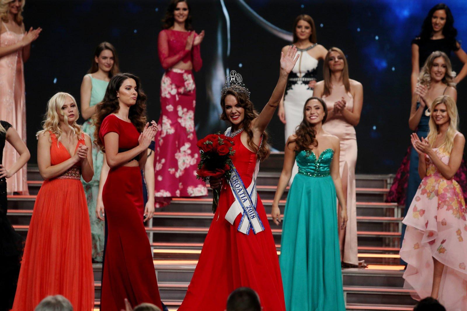 Mia Pojatina nova je Miss Universe Hrvatska