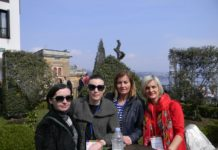 Nastavnice Gospodarske škole u Opatiji