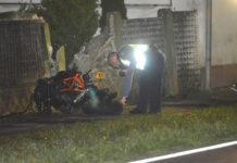 Budančevica poginuo motorist Damir Spehar/PIXSELL