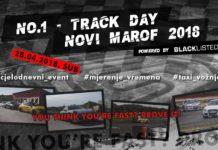 TrackDay Autoklub BlackListed Inc