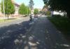 Ulica Tome Masaryka u Čakovcu
