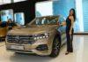 Zagreb Auto Show 2018 Volkswagen Touareg