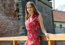 Međimurska kandidatkinja za Miss Universe Hrvatska Dijana Balog