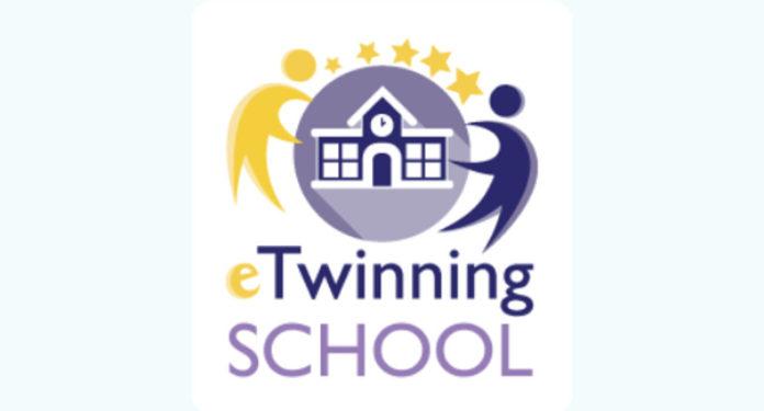 eTwinning škola eTwinning oznaka