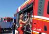"""Uz vatrogasnu opremu koju su izložile poznate tvrtke na sajmu u Sloveniji, posjetitelji su mogli uživo vidjeti i kako """"nastaje"""" jedan od vatrogasnih kalendara"""