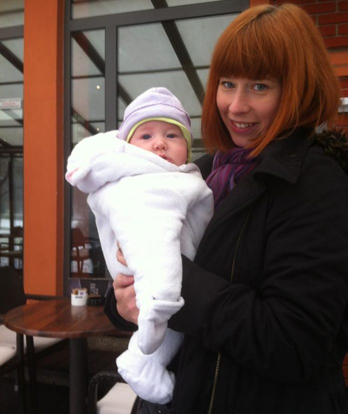 Maja Sabolić pomaže majkama u prvim turbulentnim mjesecima