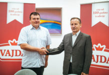 Bruno Glavak Vladimir Mesarić Vajda potpisan novi kolektivni ugovor
