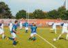 Dan brazilskog nogometa u Čakovcu utakmica1