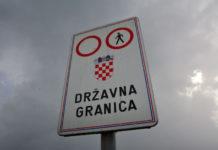 Državna granica granični prijelaz Foto: Ivica Galovic/PIXSELL