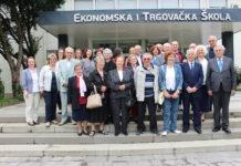 Ekonomska i trgovačka škola 60 god mature