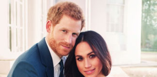 princ Harry Meghan Markle