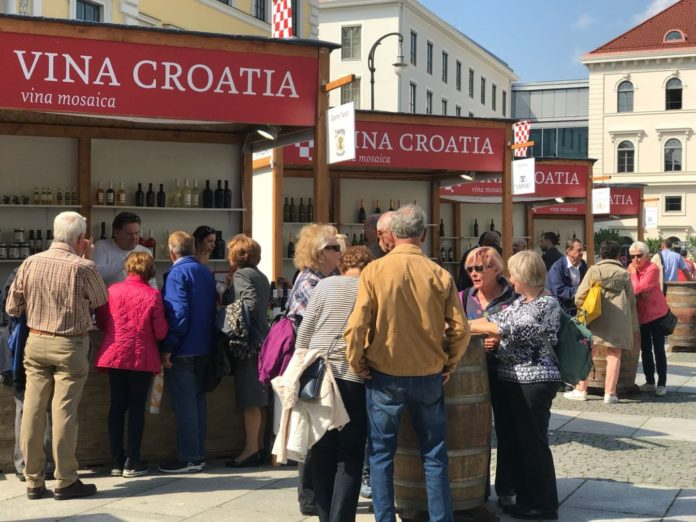 Hrvatska vina predstavljanje München1