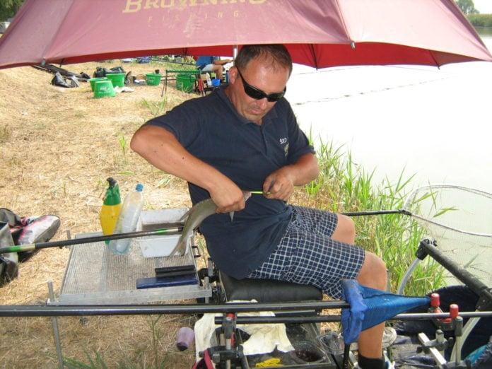 Ivica Jakupak ribolovom se bavi od malih nogu