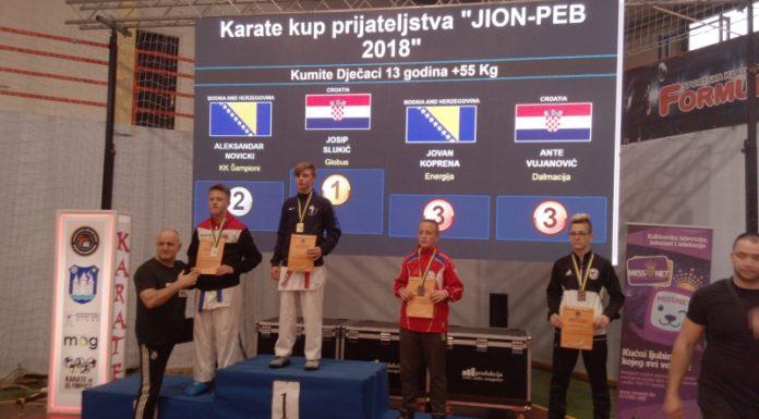 Karate klub Globus Bihać