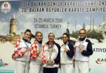 Lucija Lesjak Balkansko prvenstvo