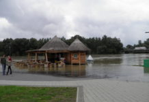 Mura 2014. poplava 450 cm