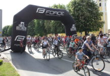 Prvomajska biciklijada Prelog