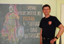 Slavko Dulić slikar i vatrogasac