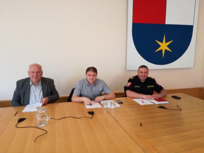 Stožer civilne zaštite Međimurske županije