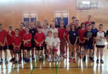 badmintona Pojedinačno prvenstvo učenika OŠ Međimurja 1
