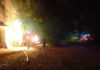 požar MTČ vatrogasci