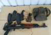 oružje predano policiji Foto: PU međimurska