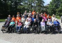 Čakovečki umirovljenici u Perivoju Zrinskih