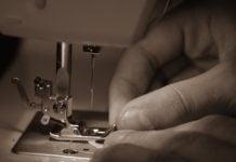 šivanje šivaća mašina igla