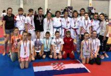 Karate klub Globus reprezentacija