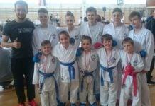 Karate kluba Međimurje Prvenstvo sjeverozapadne Hrvatske