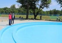 Kupalište na Dravi bazeni Varaždin