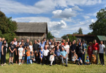 Okupljanje obitelji Koprivec1
