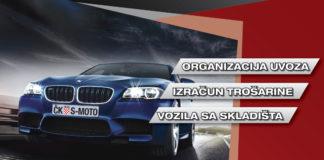s-moto uvoz vozila