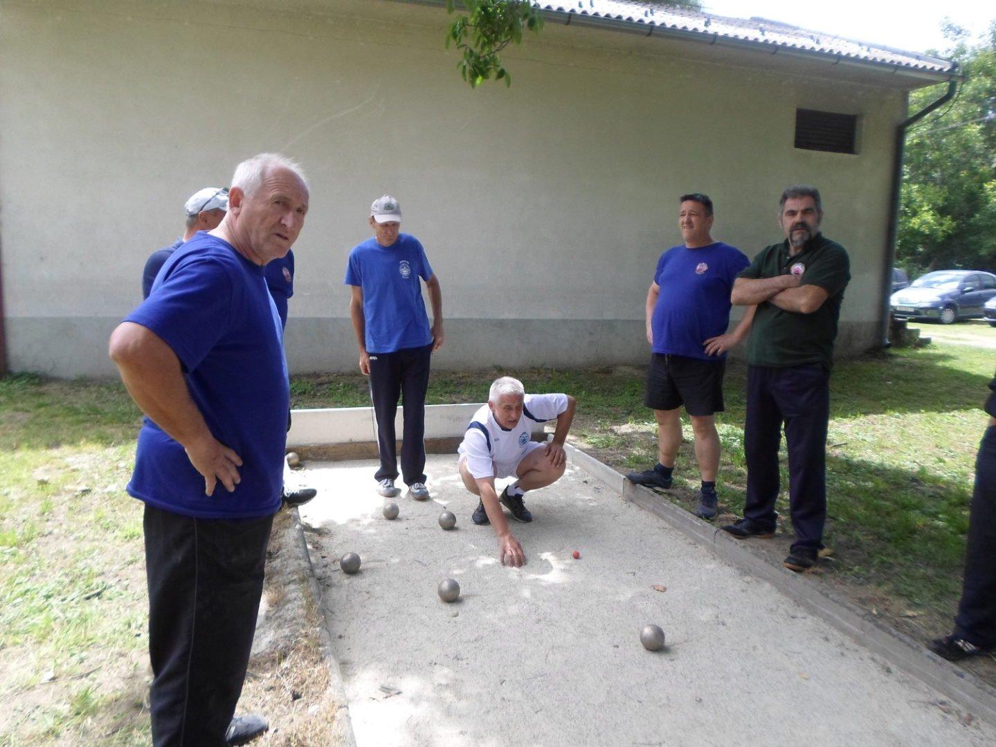 Foto Sportske Igre Branitelja U Ivanovcu Zajedno Ratu Tenis Ivanovec1