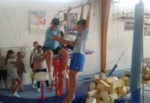 Sportsko ljeto gimnastički kamp Nedelišće1